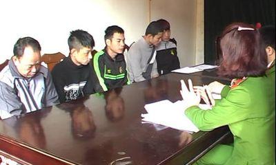 Triệt phá thành công đường dây trộm cắp xe máy tại Nghệ An