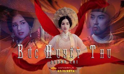 Quỳnh Chi tái hiện Tuyên Từ Hoàng thái hậu trong Thiên Mệnh Anh Hùng