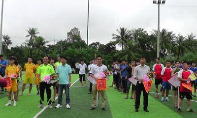 Giải đấu bóng vì người nghèo của báo Đời sống và Pháp luật tại Miền Trung