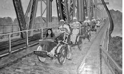 """Chuyện tình bây giờ mới kể về """"người đàn bà đẹp"""" của hội họa Việt Nam"""