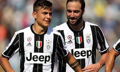 Empoli 0-3 Juventus: Higuain lại bùng nổ với cú đúp siêu phẩm