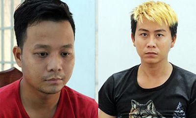 Hai mỹ nam dàn cảnh gây 15 vụ cướp tài sản người đồng tính