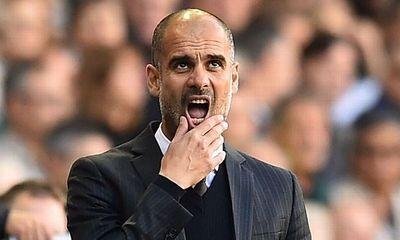 Pep Guardiola nói gì khi Man City để thua Tottenham?