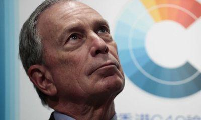 Bloomberg trở thành người giàu thứ 6 thế giới nhờ