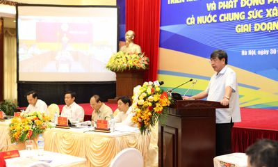 Chủ tịch Hội đồng Agribank tham dự Hội nghị toàn quốc về xây dựng nông thôn mới