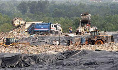 VWS xin trả lại lượng rác nhận thêm 2.000 tấn/ngày cho TP.HCM