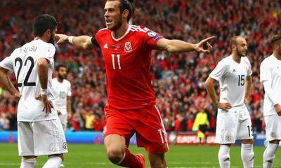 Bale nổ súng trận thứ 3 liên tiếp, xứ Wales vẫn bị chia điểm