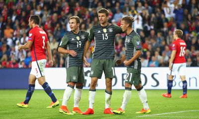 Xem trực tiếp Đức vs Bắc Ireland 1h45