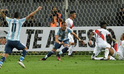 Xem trực tiếp Argentina vs Paraguay 6h30