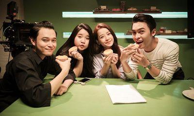 Chi Pu, Quang Vinh và các diễn viên trẻ mạnh dạn phát hành Webseries