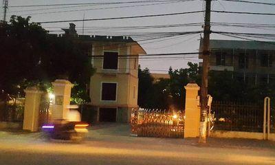 Kẻ gian đột nhập UBND huyện phá két sắt trộm gần 70 triệu đồng