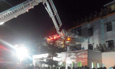 Cháy bệnh viện ở Ấn Độ, ít nhất 23 người thiệt mạng