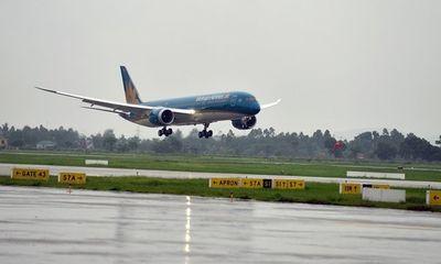 Vietnam Airlines dừng toàn bộ các chuyến bay đi đến Hải Phòng
