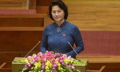 Chủ tịch Quốc hội kêu gọi cả nước ủng hộ đồng bào miền Trung