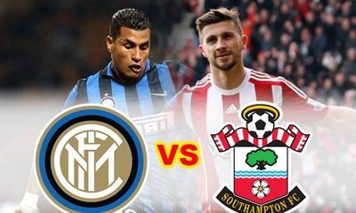 Xem trực tiếp Inter Milan vs Southampton 0h00
