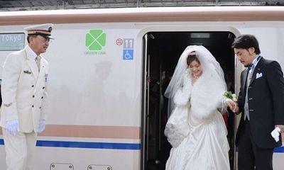 Dân số Nhật Bản giảm vì chi phí đám cưới tăng lên