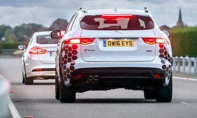 Ford bắt tay hợp tác với Jaguar Land Rover