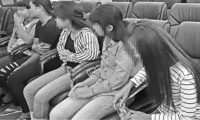 Cận cảnh vụ giải cứu 5 cô gái Campuchia bị bán sang Trung Quốc