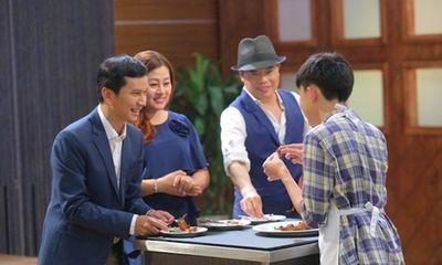 """Vua đầu bếp nhí:""""Song Hải"""" chiếm ưu thế trong gian bếp chính"""