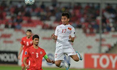 Tin bóng đá VN 26/10: AFC phạt U19 Việt Nam gần 50 triệu đồng