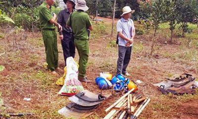 Nghi can bắn 19 bảo vệ rừng trốn nã đầu thú