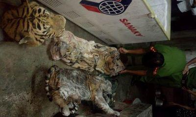 Phát hiện đường dây buôn bán động vật quý hiếm