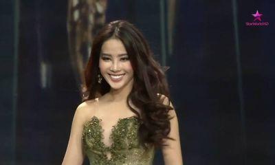 Xem lại phần trả lời ứng xử của Nam Em tại Hoa hậu trái đất 2016