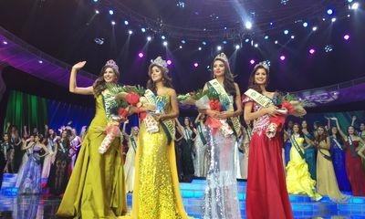 Chung kết Hoa hậu trái đất 2016: Thí sinh Ecuador đăng quang