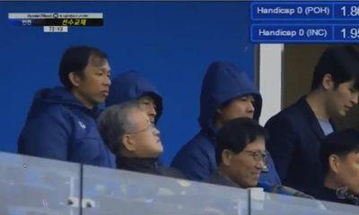 Dự khán Xuân Trường đá K-League, HLV Hữu Thắng nói gì?