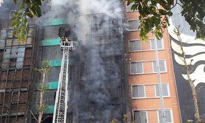 Vụ cháy kinh hoàng ở quán karaoke 68 Trần Thái Tông qua lời kể nhân chứng