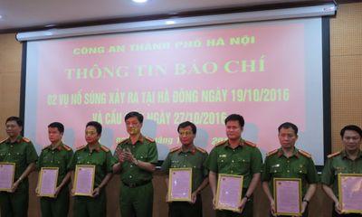 Đại tá Nguyễn Duy Ngọc: Ai tàng trữ vũ khí, vật liệu nổ sẽ bị xử lý nghiêm
