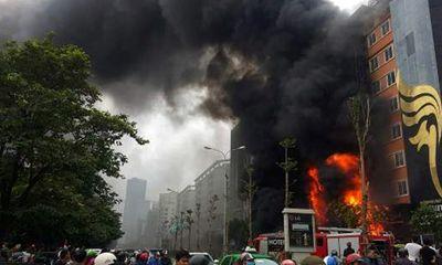 Từ vụ cháy quán karaoke: Chống cháy nổ cần sự quyết liệt phía chính quyền