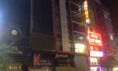 Các quán karaoke Cầu Giấy có thực hiện nghiêm việc dừng hoạt động?