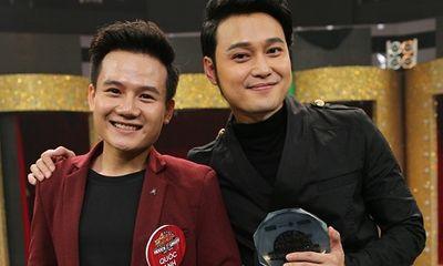 Fan giả giọng quá giống, chiến thắng chính ca sĩ Quang Vinh