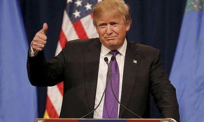 Con đường trở thành tổng thống Mỹ của tỷ phú Donald Trump
