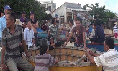 Một ngư dân Quảng Ngãi mất tích khi đi đánh cá ven bờ