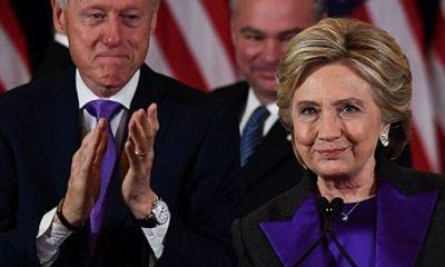 Toàn văn bài phát biểu của Hillary Clinton sau bầu cử