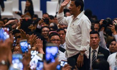 """Tổng thống Philippines """"sung sướng"""" vì Donald Trump đắc cử"""