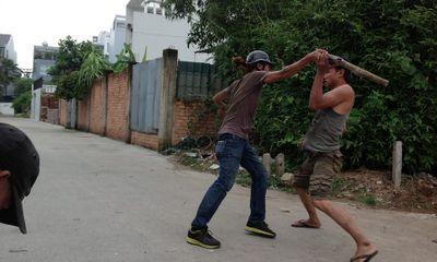 Phụ huynh hỗn chiến vì chuyện con trẻ đánh nhau
