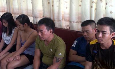 Quảng Ngãi: Triệt xóa các ổ mại dâm vùng giáp ranh