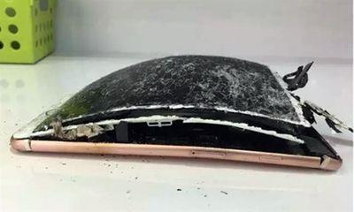 Thêm một chiếc iPhone 7 Plus phát nổ sau khi bị rơi