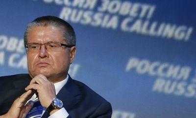 Bộ trưởng Phát triển Kinh tế Nga bị bắt vì cáo buộc nhận hối lộ
