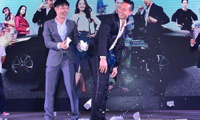 Thái Hòa - Kim Lý: Cặp đôi