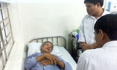 Thẩm phán cùng cán bộ phòng tài nguyên bị tố đánh người nhập viện
