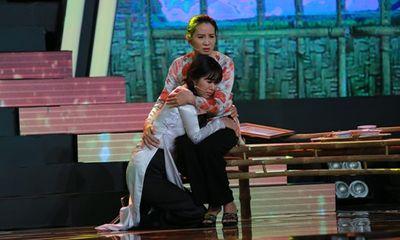 Lê Phương khiến giám khảo Quang Minh bật khóc trên truyền hình