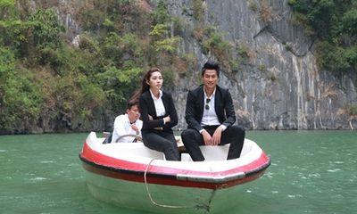 Mạc Hồng Quân đóng phim cùng Bằng Kiều, Bùi Anh Tuấn