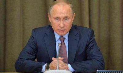 Tổng thống Putin ký lệnh rút khỏi Tòa án Hình sự Quốc tế