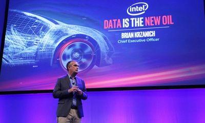 Intel chuyển hướng đặt cược vào lĩnh vực ô tô tự lái