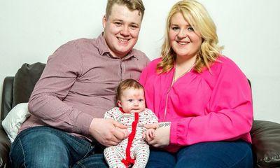 Kì lạ em bé có hình bớt trái tim khi được thụ thai vào ngày Valentine