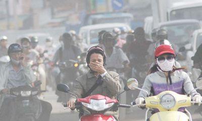 Hà Nội sẽ thông báo tình trạng môi trường không khí hàng ngày